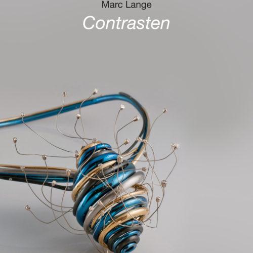Boek 'Marc Lange - Contrasten'