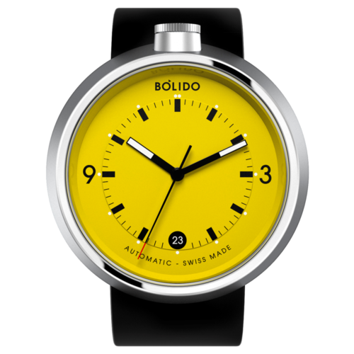 Bólido Yellow, van de makers van Ventura