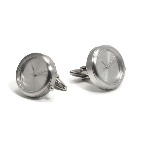 Manchetknopen èn horloge van Marc Lange